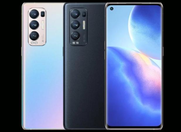 Oppo推出了新款智能手机Oppo Reno 5 Pro Plus 5G