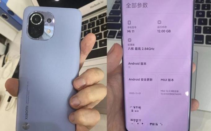 小米11的屏幕将是智能手机市场上最昂贵的屏幕