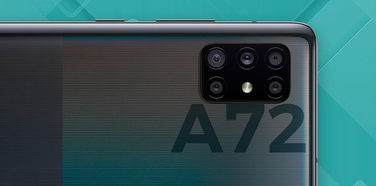 三星Galaxy A72 4G正在进行基准测试