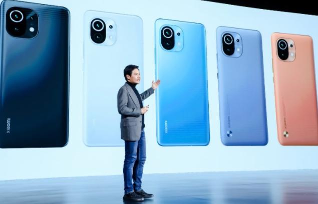 小米的新款Mi 11是首款搭载Snapdragon 888的手机