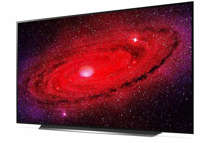 LG 65英寸CX有机发光二极管4K电视评测