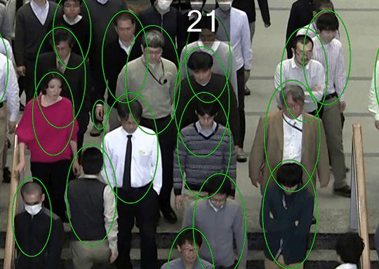 佳能在视频监控解决方案中加入面部识别插件