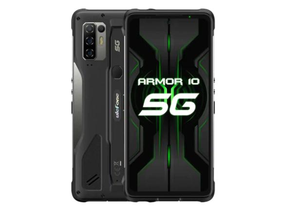 Ulefone Armor 10 5G仅售400美元,并配备五个摄像头