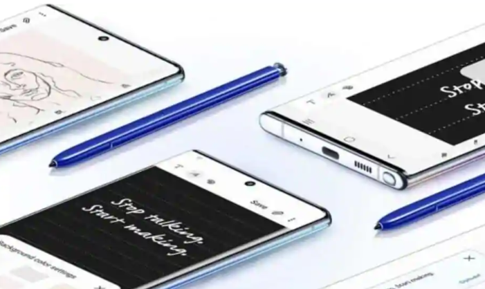 基于Android 11的One UI 3.0推送到三星Galaxy Note 10
