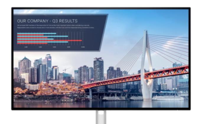 戴尔推出了40英寸曲面屏5K显示器