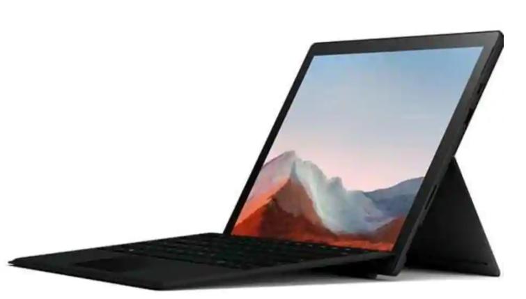 微软的新Surface Pro 7+配备LTE,可移动SSD和更好的电池