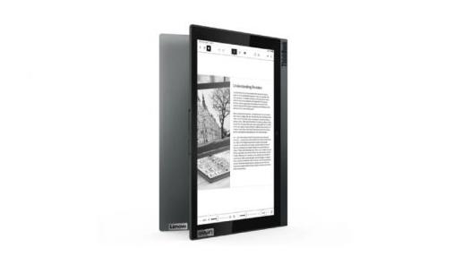 联想ThinkBook Plus Gen 2具有电子墨水显示屏