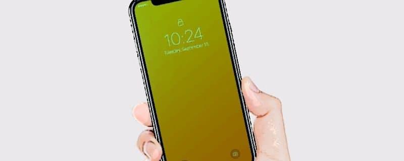 iphone突然没信号无服务