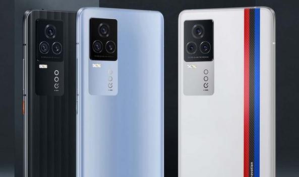 vivo IQOO 7的销售数量超过3000万台