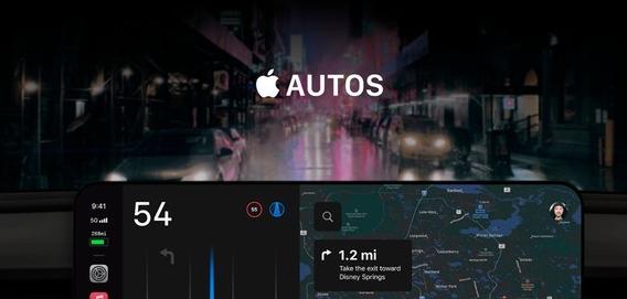 特斯拉Model 3创造了优化的Apple CarPlay概念