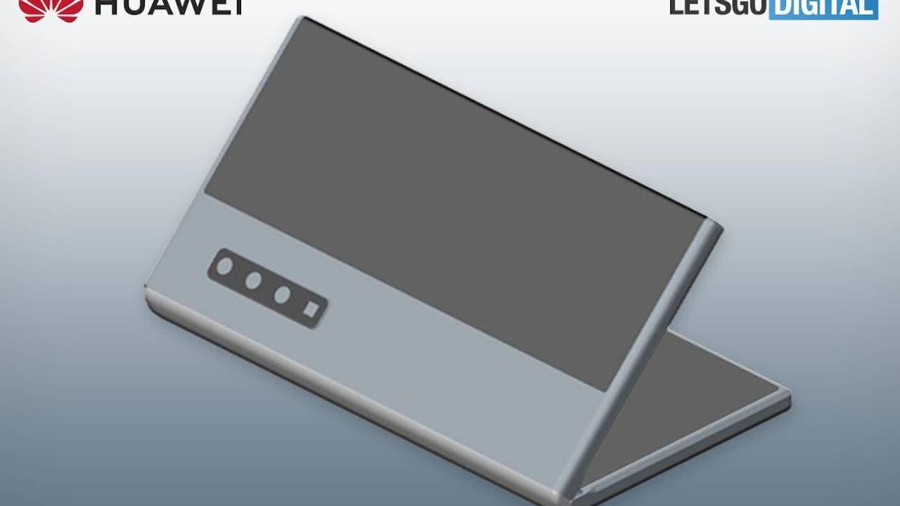 华为Mate X2可折叠手机泄漏指向独立设计