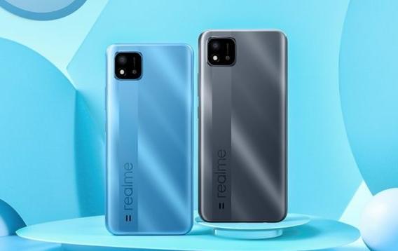 Realme C20正式发布:配备Helio G35和5000 mAh电池