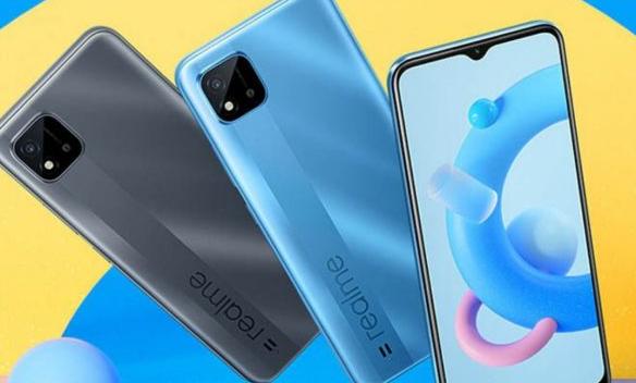 Realme推出了价格实惠的新型手机