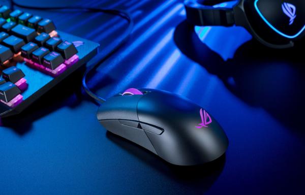 华硕推出ROG  Keris和Keris  Wireless游戏鼠标