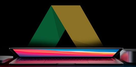 适用于M1芯片Mac设备的Google云端硬盘