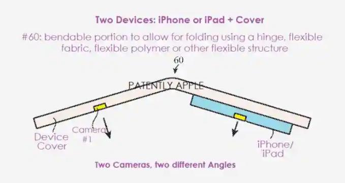 新专利揭示了未来的苹果设备将能够拍摄出更好的全景照片