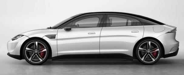 索尼表示将不生产Vision-S电动汽车
