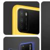 Poco M3手机的亮点是独特的背面板