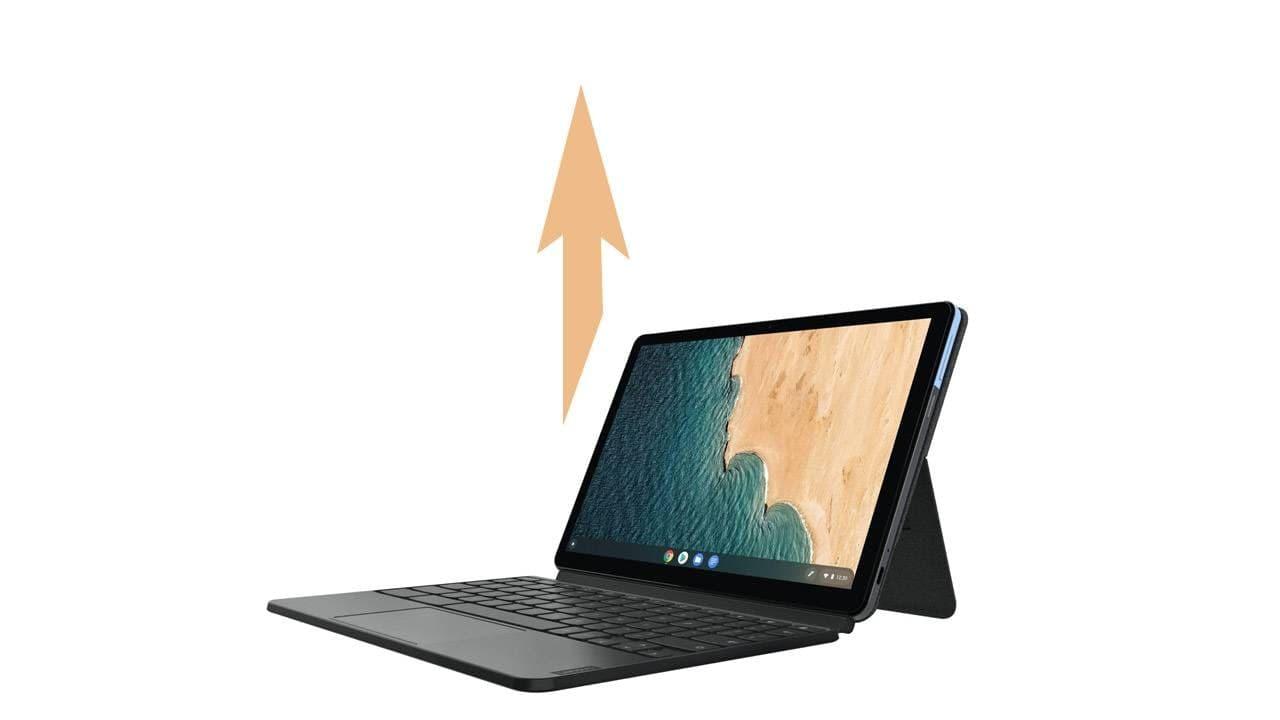 平板电脑和Chromebook的销量在2020年底飙升,联想领跑