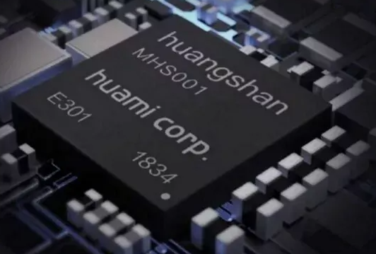 华米确认推出新的专有芯片组