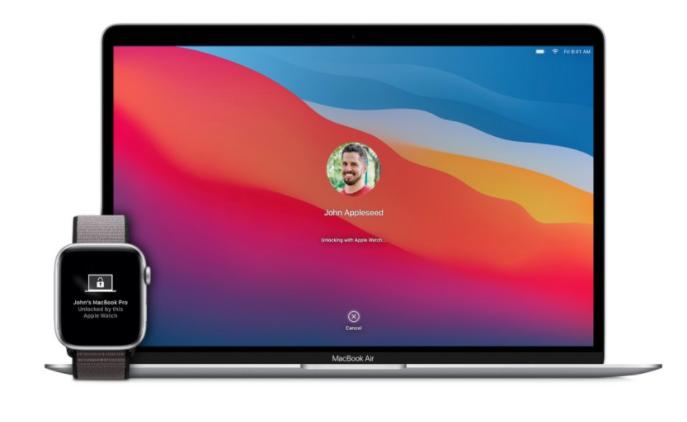 iOS 14.5允许Apple Watch用户戴着口罩解锁iPhone