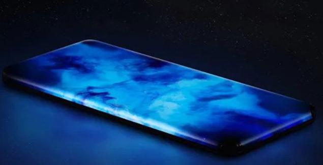 小米宣布将在其新手机上使用弧形瀑布显示屏的概念