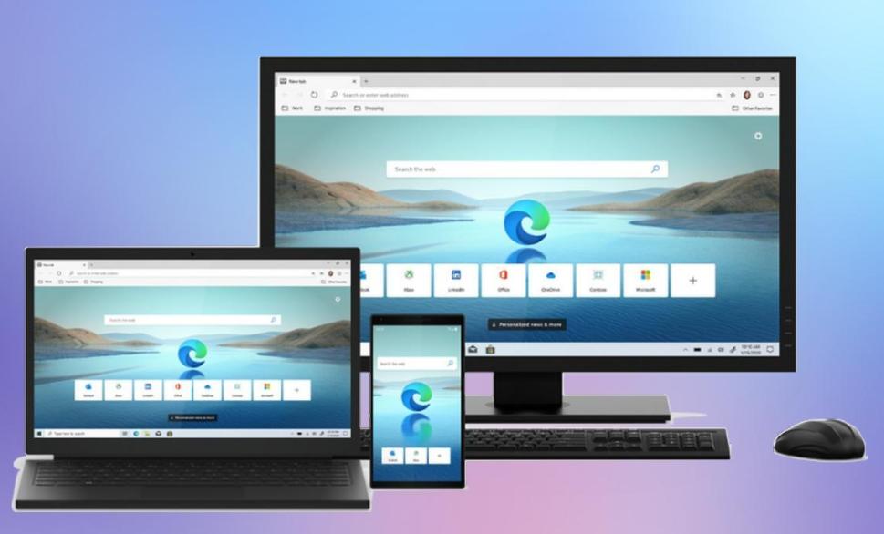微软确定终止经典Edge浏览器支持的日期