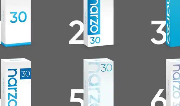 Realme Narzo 30 Pro可能配备6.5英寸显示屏 支持安卓11和5G
