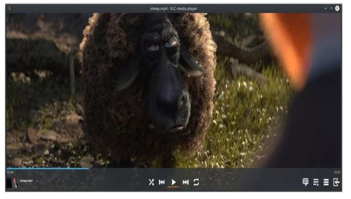 VLC  4.0将更新使其具有现代外观