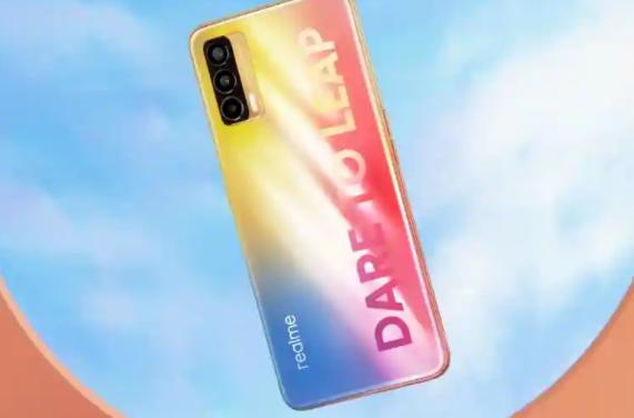Realme X7 5G是该公司最新的中端5G智能手机