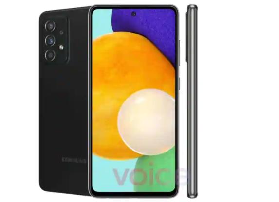 三星Galaxy A52 5G 90Hz和120Hz显示屏的Galaxy A72