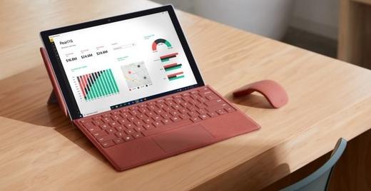 微软有望在2021年推出新一代二合一设备