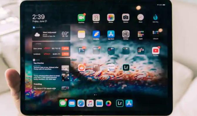 互联网信息:消息人士称 苹果计划在印度组装iPad