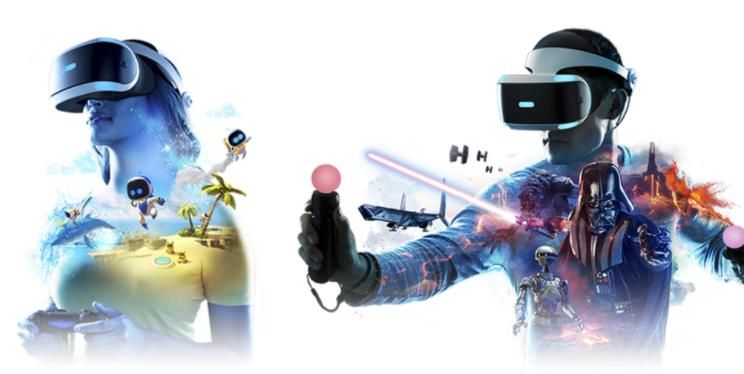 索尼宣布推出适用于PS5的新PSVR