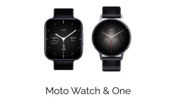摩托罗拉今年可能会推出三款智能手表