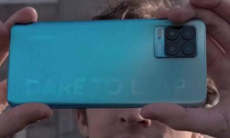 互联网信息:Realme 8将配备5000 mAh电池和30W Dart Charge功能
