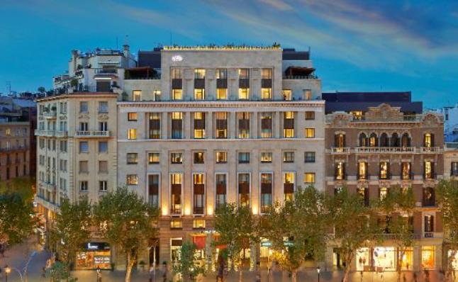巴塞罗那文华东方酒店宣布重新开放日期