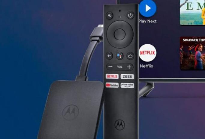 摩托罗拉4K Android TV即将发售