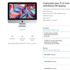 Apple删除了4K 21.5英寸iMac的512GB和1TB SSD配置选项