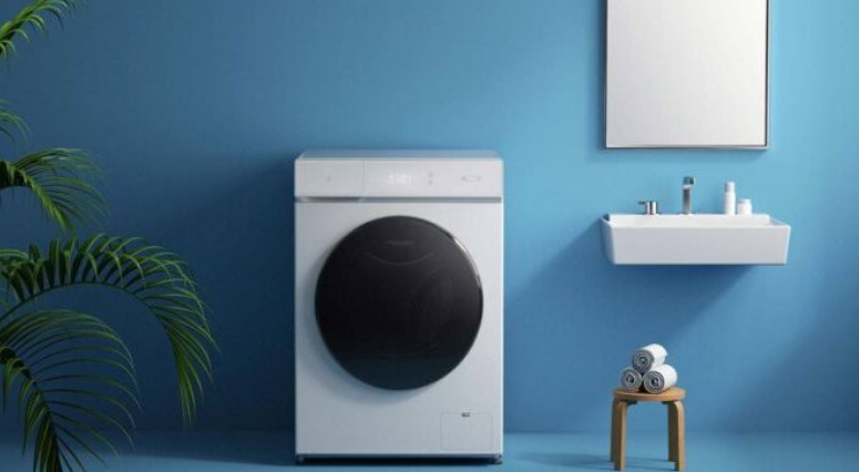 小米的新产品:带NFC的洗衣机
