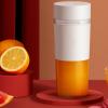 小米的新产品:便携式榨汁机