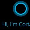 Microsoft Cortana终止对iOS和Android应用程序的支持