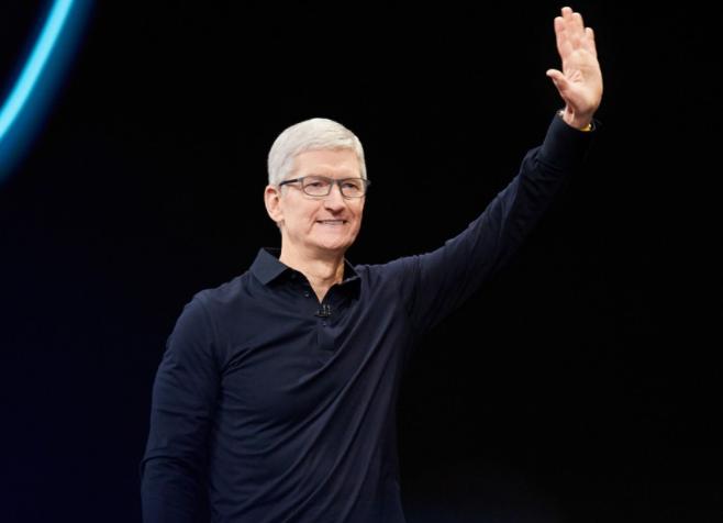 苹果首席执行官蒂姆·库克(Tim Cook)说他从未与埃隆·马斯克(Elon Musk)交谈