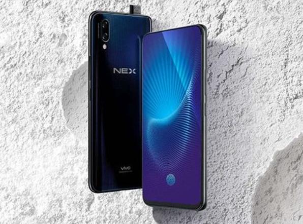 Vivo  NEX  5泄漏提示功能和设计