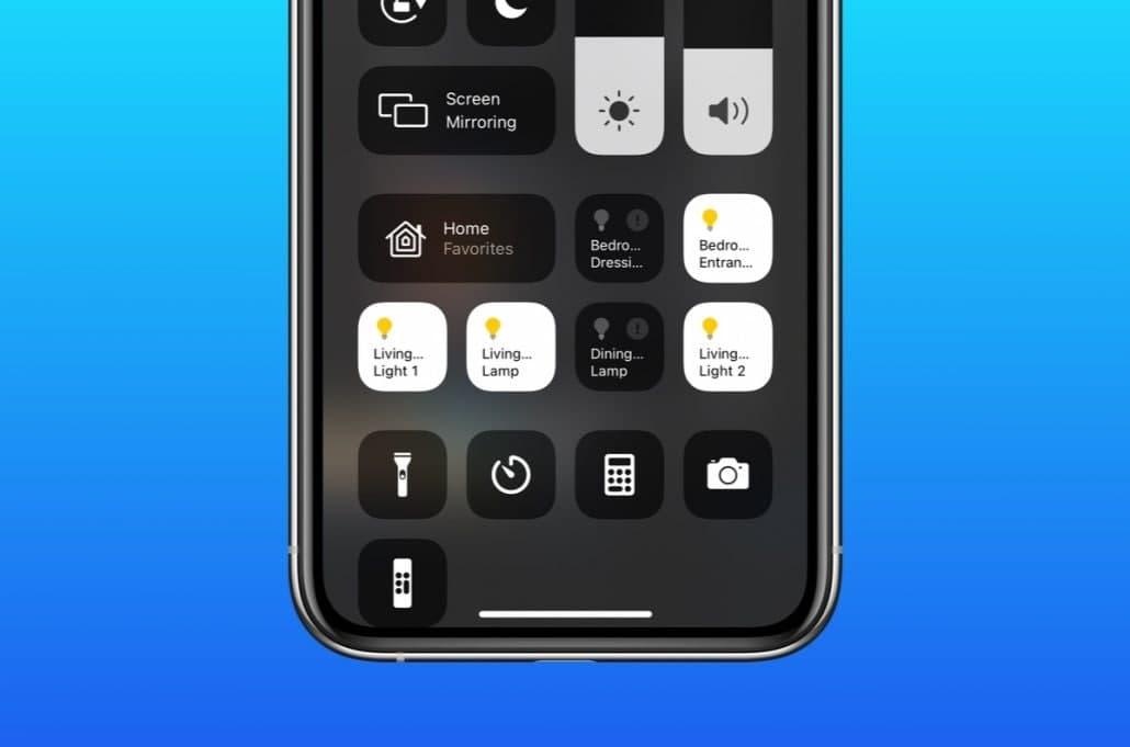 iOS 15将具有双重生物特征认证和新的控制中心设计