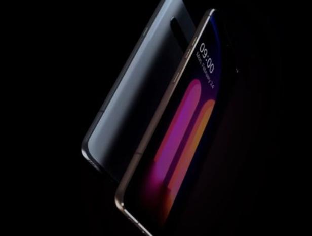 LG Rollable和LG V70的最新LG手机的照片
