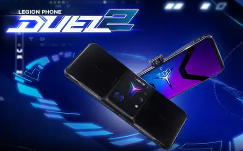联想Legion Duel 2是一款外观奇特的游戏手机