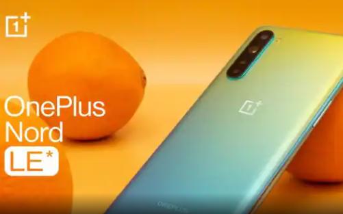 OnePlus推出了OnePlus Nord系列的新智能手机