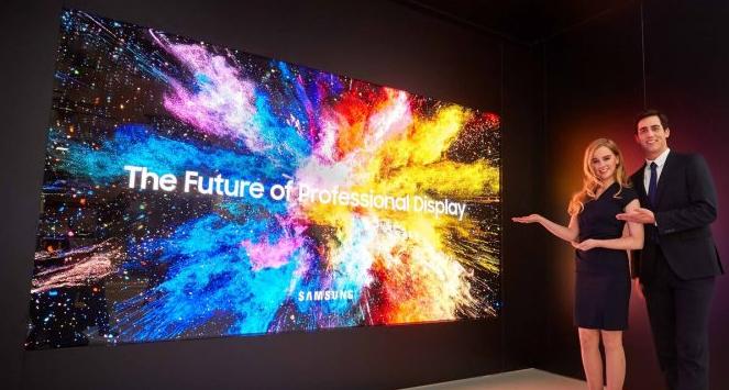 三星将从其最大的竞争对手LG那里获得OLED面板