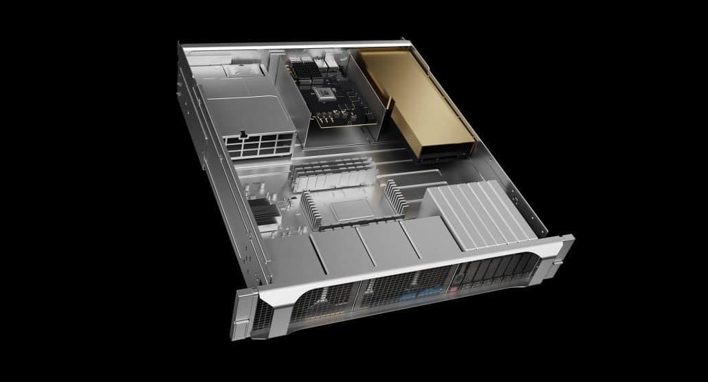NVIDIA推出两款全新的Ampere Tensor Core GPU:用于数据中心的A10 24 GB GDDR6和A30 24 GB HBM2